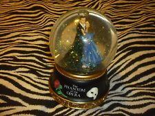 Phantom Of The Opera Rare Vintage Music Globe- Used Nice Condition!!!