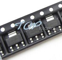 100PCS LD1117-3.3 LD1117 3.3V 1A Voltage Regulator SOT-223 NEW