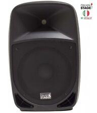 ITALIAN STAGE P112A CASSA AMPLIFICATA ATTIVA DIFFUSORE PROFESSIONALE By PROEL