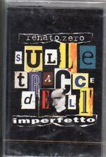 RENATO ZERO 1995 Sulle tracce dell'imperfetto MUSICASSETTA MC K7 TAPE sigillata