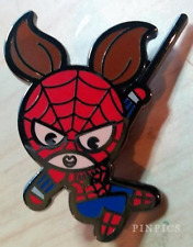 Disney Pin 109960 Marvel Kawaii Art Collection Mystery Pouch Spider Girl Only A1