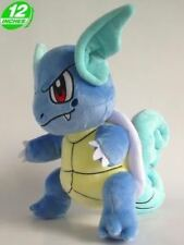 "FAST SHIPPING Wartortle 12"" 30cm Pokemon Game Figure Anime Soft Plush Toy Doll"