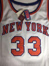 Mitchell & Ness 1985-86 New York Knicks Patrick Ewing #33 Hardwood Classics (56)