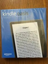 "NEW Kindle Oasis E-reader (9th Gen) Graphite, 7"",32 GB, Wi-Fi + FREE 3G Cellular"