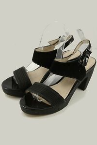 Mimco Black Wedge 41 by Reluv Clothing