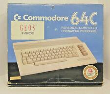 Commodore 64C Personal Computer In Box