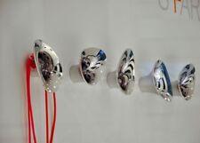 Designer Philippe Starck Multi Purpose Hook Hanger White or Silver