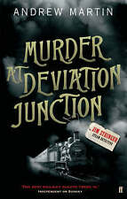 Murder at Deviation Junction by Andrew Martin Paperback Book