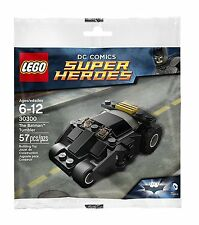 LEGO Super Heroes 30300 Batman Batmobile Tumbler Auto Promo Polybag Bag Beutel