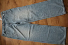 NEW NEXT WIDE LEG MID RISE JEANS SIZE 12R.,