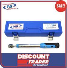 "Warren & Brown Screen Torque Wrench 1/2"" Square Drive 60-340Nm - 334551"