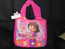 Dora the Explorer and Boots tote bag