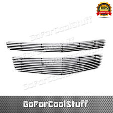For CHEVY MALIBU 2008 2009 2010 2011 2012 Upper Billet Grille Insert