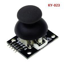 10Pcs/lot KY-023 de doble eje xy Joystick módulo PS2 Sensor De Palanca De Mando Joystick
