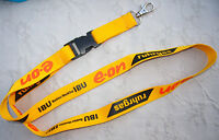 eon ruhrgas IBU Biathlon World Cup Schlüsselband Lanyard NEU (T171)