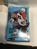 1996-97 Fleer Ultra NHL Hockey Trading Cards Retail Box