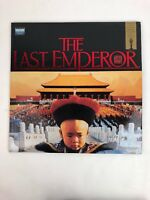 The Last Emperor Laserdisc LD Acsdemy Award Winner Mint Discs - Free Shipping