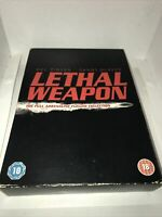 Lethal Weapon Collection - 1 - 4 Boxset (DVD, 2005, 4-Disc Set, Box Set)