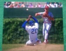 RON OESTER autographed color 8x10 glossy photo