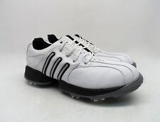 Adidas Women's Kid's Tour Traxion adiPRENE Z-Traxion Soft Spike Golf Shoes White