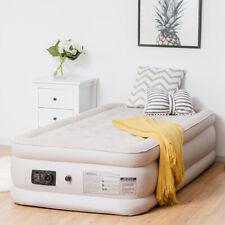 Luftbett elektrischer Pumpe Luftmatratze selbstaufblasend Gästebett Reisebett