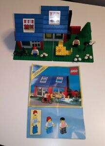 Lego Legoland Set 6370 Weekend Home Ferienhaus Vintage Rarität