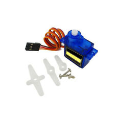 SG90 Gear 9g Micro Servo Motor For RC Robot Arm Airplane Helicopter  Car Boat