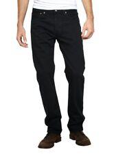 Levi's Herren 501 Original-Fit Jeans, Schwarz