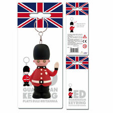 New Guardman Light And Sound Key Ring/ Ted Smith/Souvenir/Vintage/London