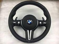 BMW Steering wheel with pedals F15 F30 F31 F34 F20 F21 F25 M M3 HEATING + VIBRO