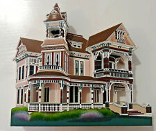 Edwards Mansion, Redlands Ca Shelis'A Made in Charleston Sc #Cam01 Victorian