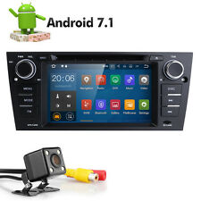 For BMW E90-E93 GA7165S Android 7.1 2GB Radio Car DVD GPS Player Stereo BT 4G R