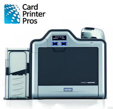 NEW Fargo HDP5000 Single side ID Card Badge Printer (3-Year Warranty)