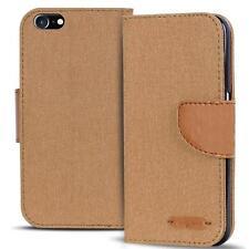 Schutzhülle Apple iPhone 4 s Hülle Flip Case Handy Tasche Klapphülle Cover Etui