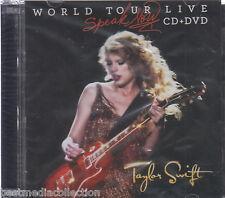 CD / DVD Taylor Swift CD Speak Now WORLD TOUR LIVE CD / DVD BRAND NEW