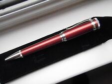 Dunhill Sentryman pen, Red metalic, Ballpoint,  New. AD logo