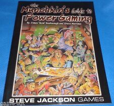 The Munchkin's Guide to Power Gaming SC Steve Jackson Games