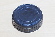 Original  Pentax rear lens cap for K /PK mount  good condition