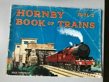 More details for the hornby book of trains catalogue, 1931/32 42 pages torn cover and some pages
