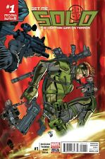 Solo #1 Main Cover First Print New/Unread Marvel Now!