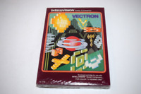 Vectron Mattel Intellivision Video Game New in Shrinkwrapped Box