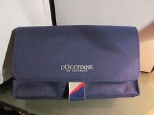 PHILIPPINE AIRLINES by L'Occitane amenity kit bag make-up case travel dopp PAL