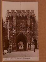Postcard unposted Hampshire Southampton the Bargate