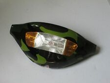 E Scooter 36V WF Head Light & Turn Signal W/O Speedometer Panel Set IN CAMOFLAGE