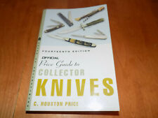 PRICE GUIDE TO COLLECTOR KNIVES Pocketknife Guide Case Collector's Knife Book