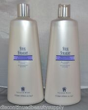 Graham Webb Stick Straight Smoothing Revitalizing Conditioner 33.8 oz (2 pack)