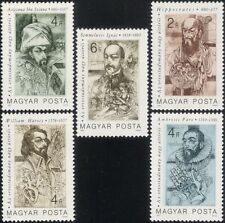 Hungary 1987 Doctors/Avicenna/Blood/Medical/Medicine/Health/People 5v set n45201