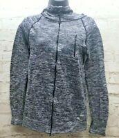 Soho Sport Women's S Small Full Zip Hoodie Athletic Jacket Thumb-Holes
