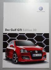 V01318 VOLKSWAGEN GOLF MK5 GTI EDITION 30