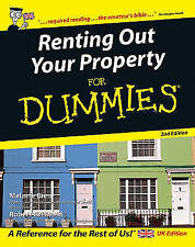 Renting Out Your Property for Dummies, Robert Griswold - property - house - gift